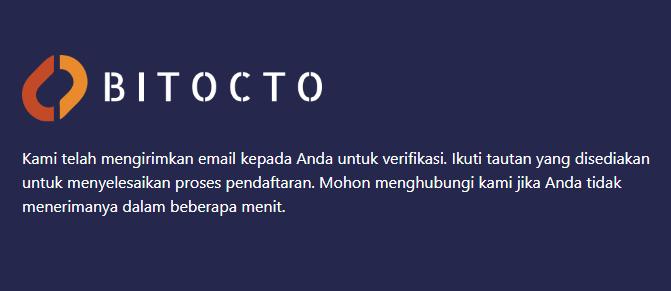 halaman verifikasi