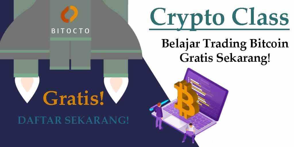 kelas crypto gratis