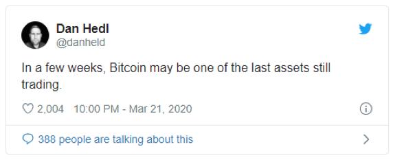 masa depan bitcoin kata dan hedi