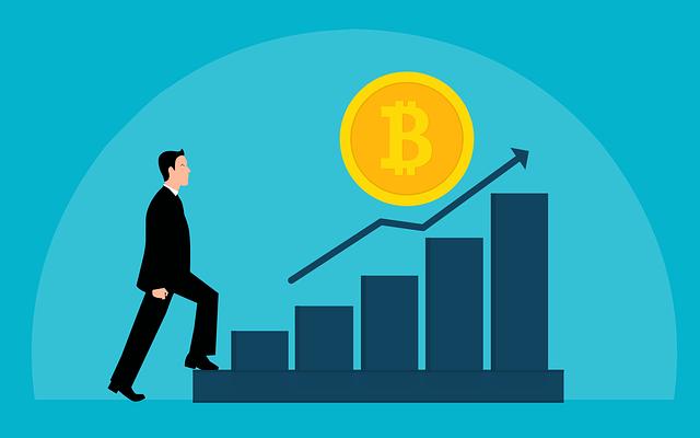 Ilustrasi market update Bitcoin