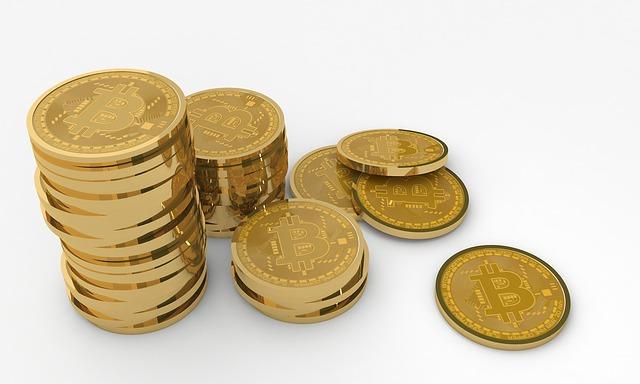 Ilustrasi koin bitcoin 20 november 2020