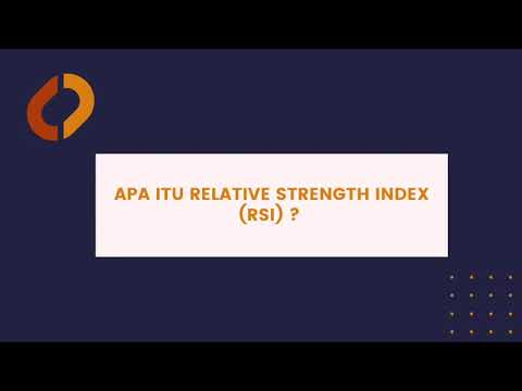 Apa Itu Relative Strength Index