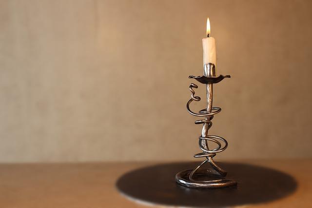 ilustrasi pola candlestick