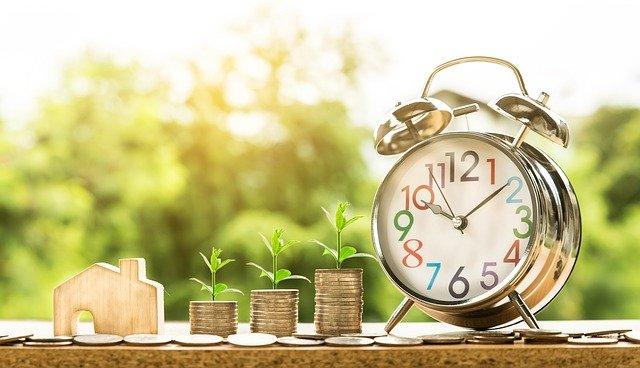 Ilustrasi investasi untuk anak muda