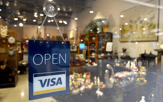 Visa Terima Cryptocurrency